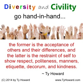 Diversity And Inclusion Quotes Alluring Ty Howard's Diversity And Inclusion Quotes  Tyquotes