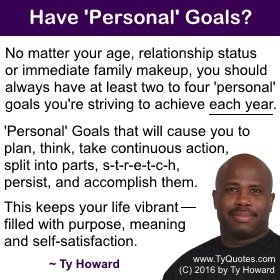 A Ty Howard Motivational and Inspirational Quotes